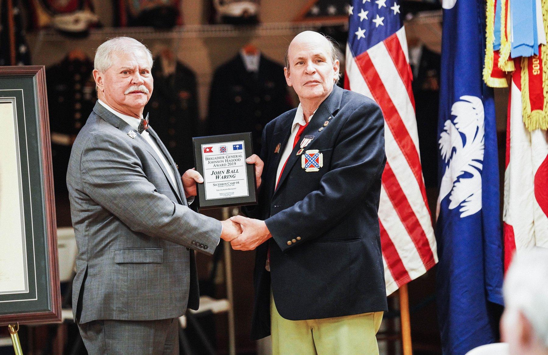 Lee Jackson J Waring Jhagood Award