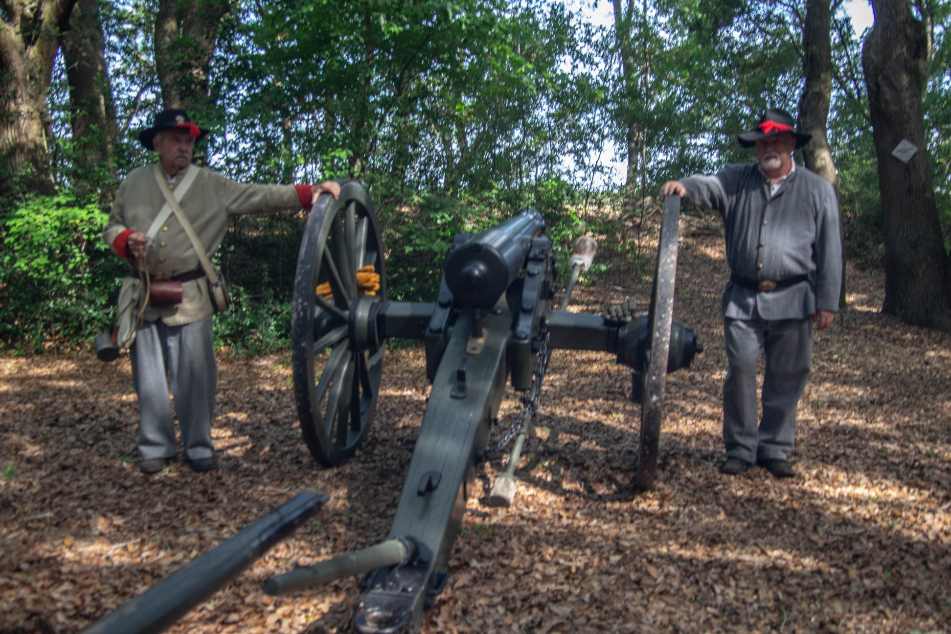 The annual anniversary of the Battle of Secessionville 12