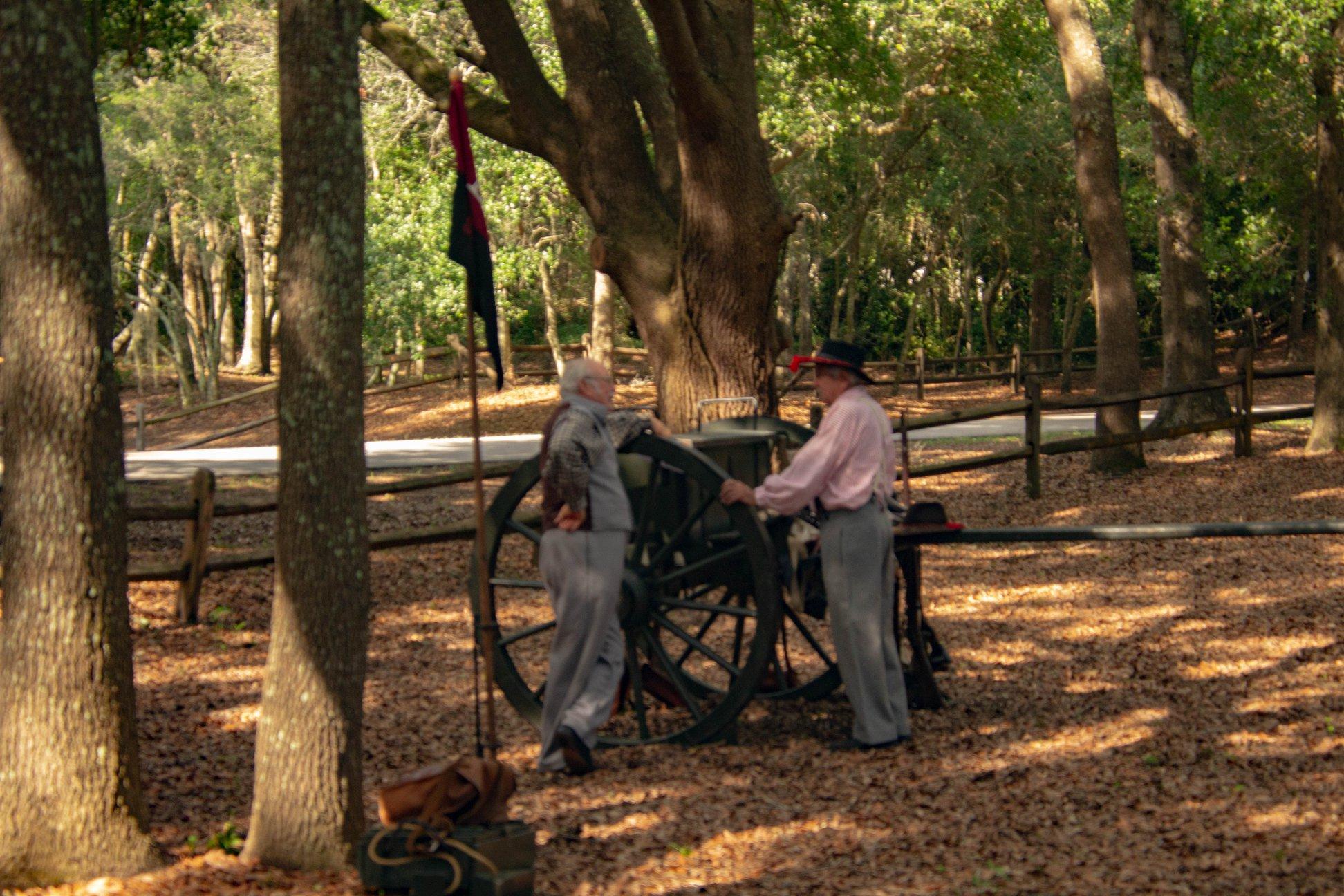 The annual anniversary of the Battle of Secessionville 4
