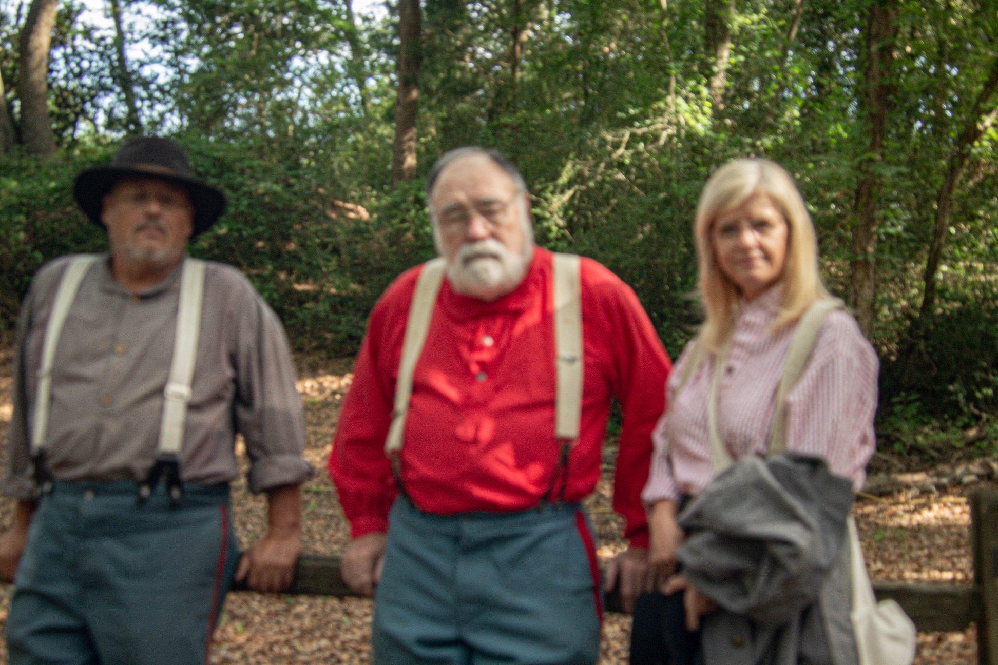 The annual anniversary of the Battle of Secessionville 5