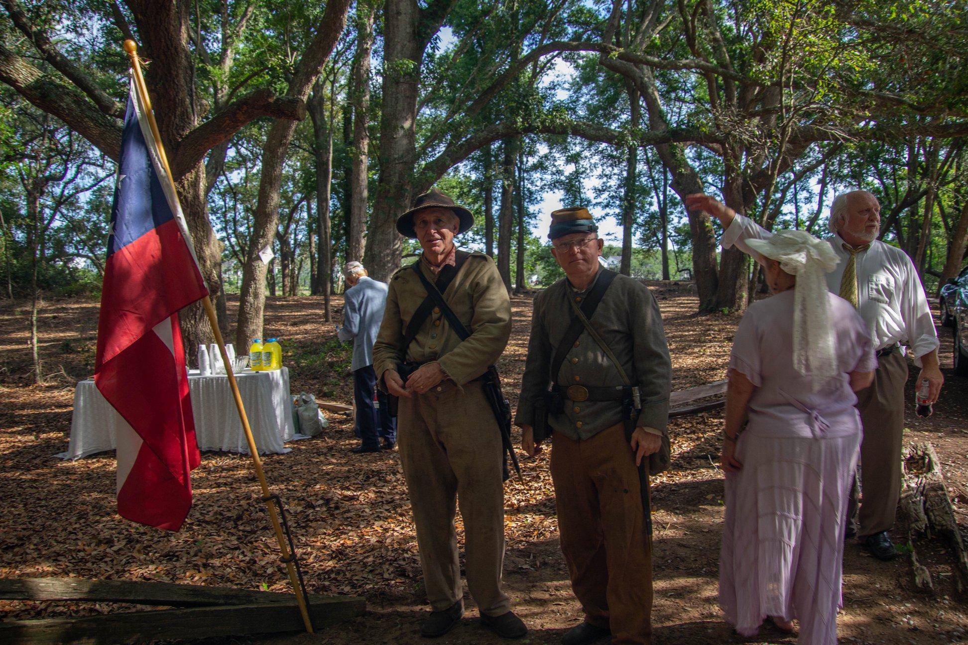The annual anniversary of the Battle of Secessionville1