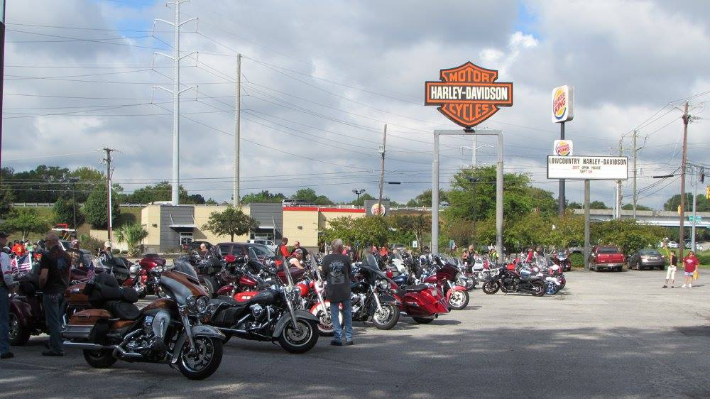 Confederate Heritage Ride 2016