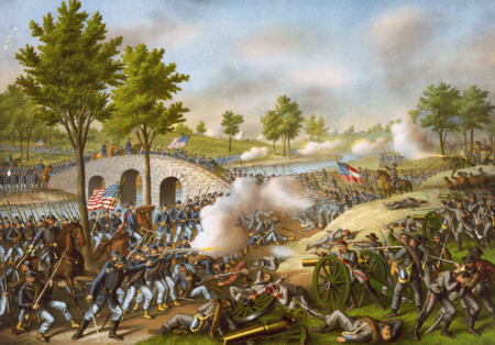 The Deadliest Day in America Battle of Antietam Battle of Sharpsburg