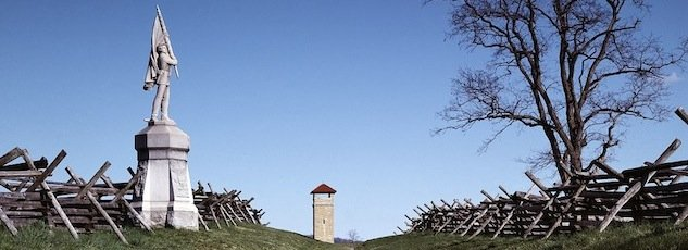 Bloody Lane, Antietam Battlefield