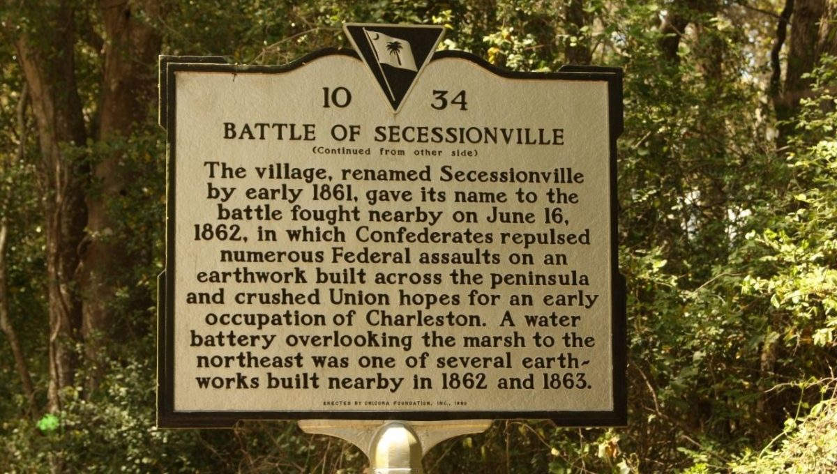 Battle of Secessionville The Confederate forces defeated the Yankees