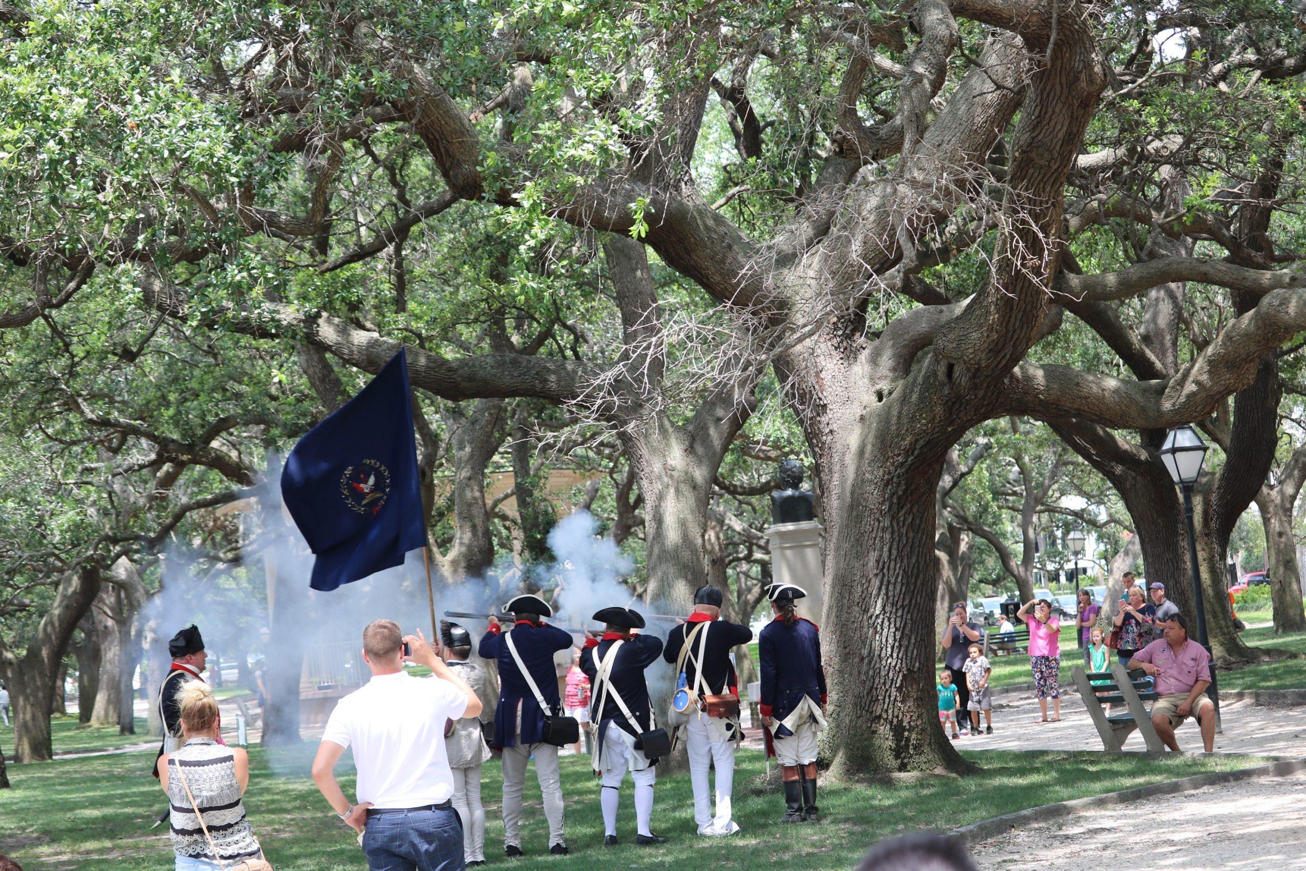 Carolina Day parade in Charleston 2017 3