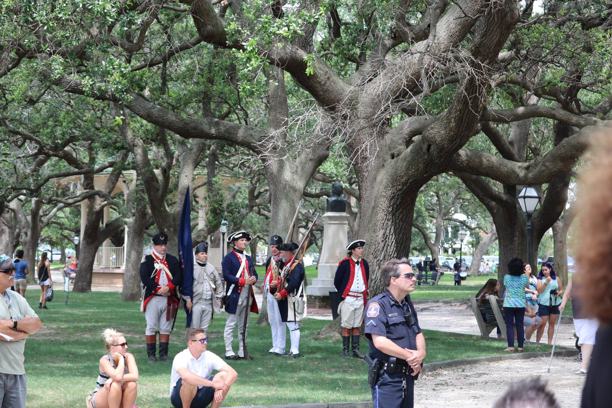 Carolina Day parade in Charleston 2017 4