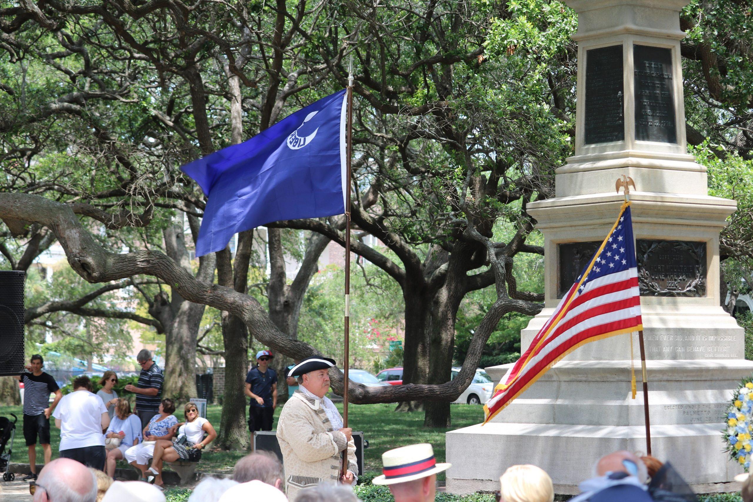 Carolina Day parade in Charleston 2017 5