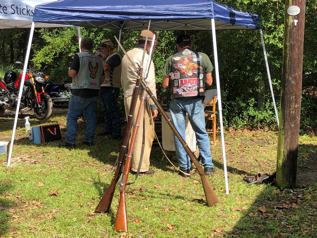Confederate Heritage Ride 2020
