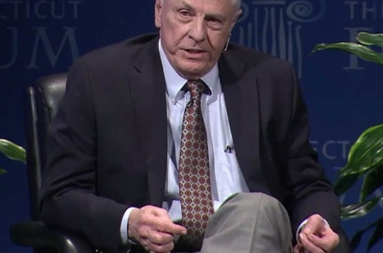 Southern Poverty Law Center Founder Morris Dees
