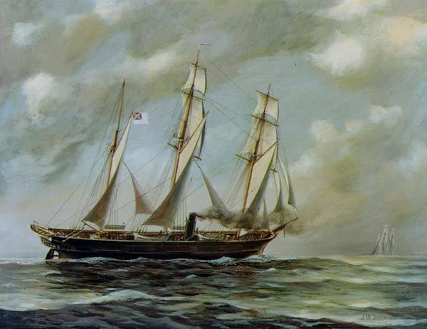 The CSS Alabama, the greatest commerce raider in maritime history