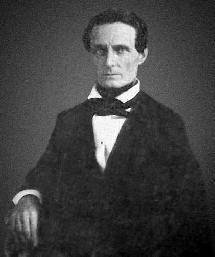 10 CSA President Jefferson Davis