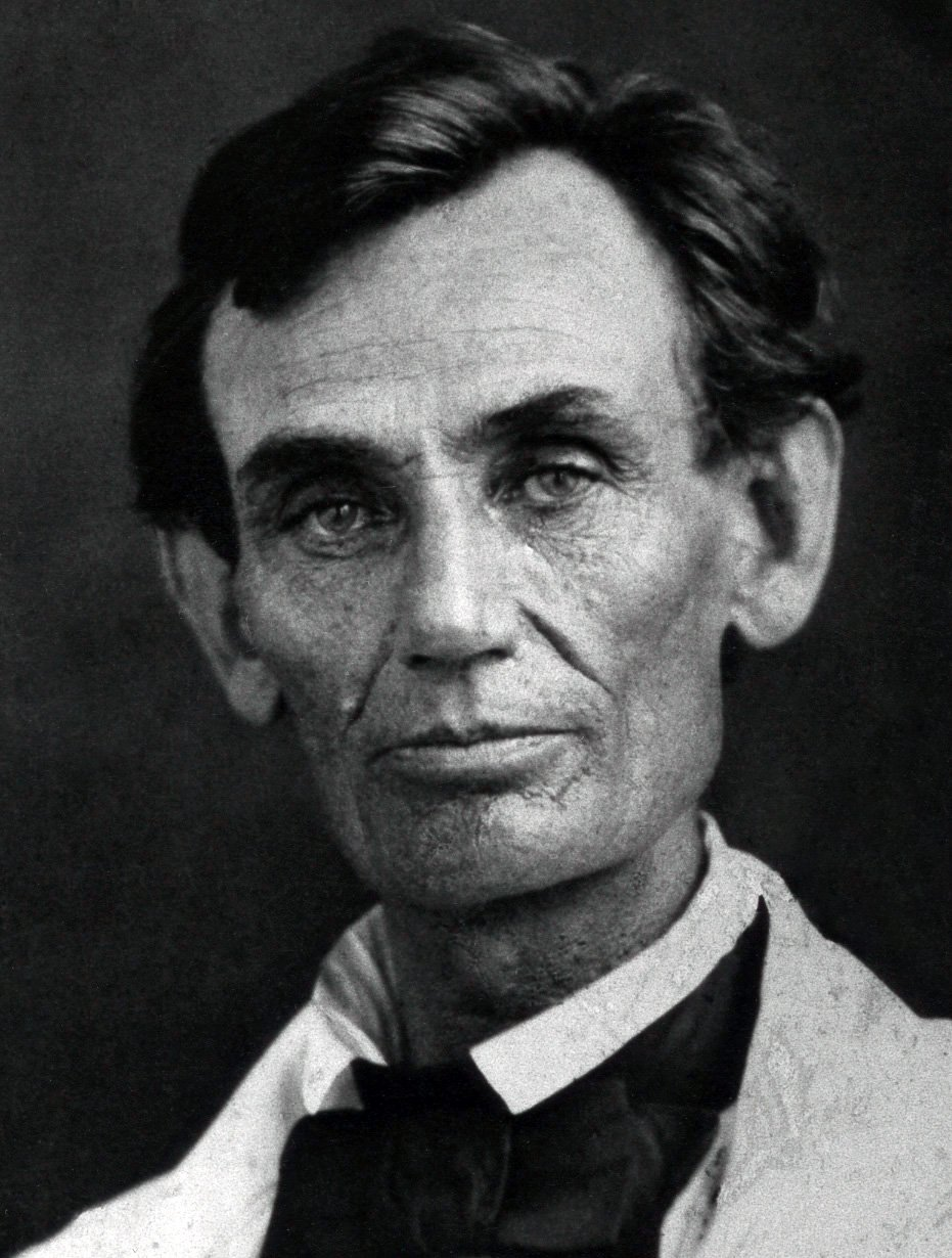 11 Abraham Lincoln is a white supremacist