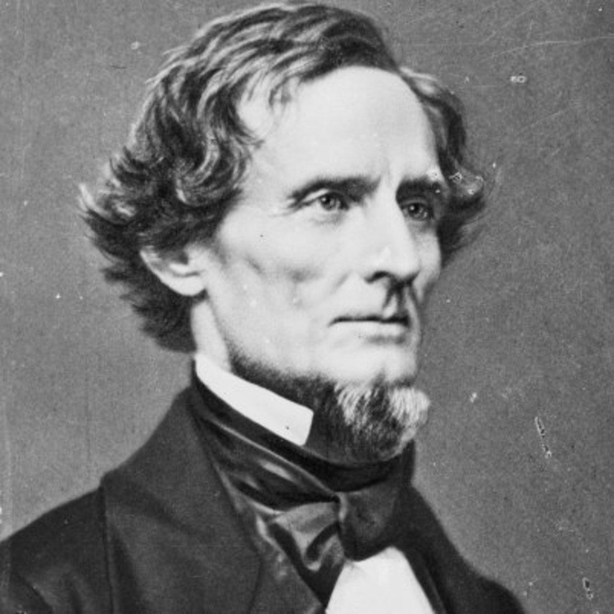 11 Jefferson Davis 12