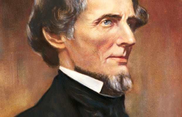 12 Jefferson Davis 1234