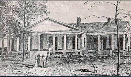 13 Jefferson Davis Home Mississippi