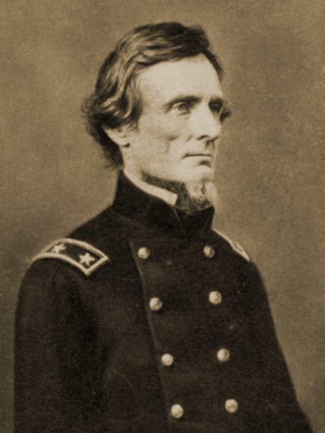 14 Jefferson Davis Army