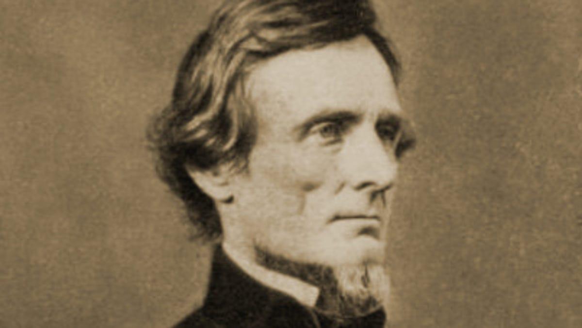 15 Jefferson Davis Military