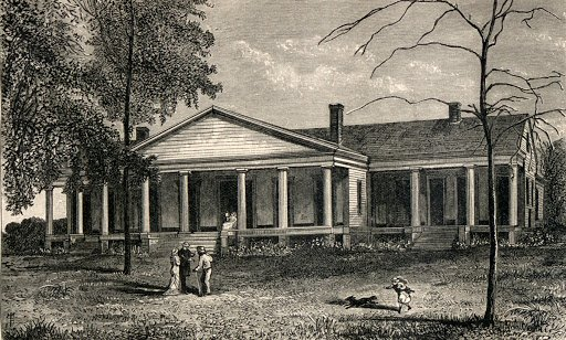 16 Jefferson Davis Cotton Plantation