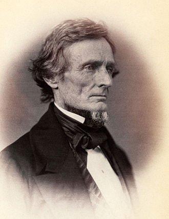 21 President Jefferson Davis