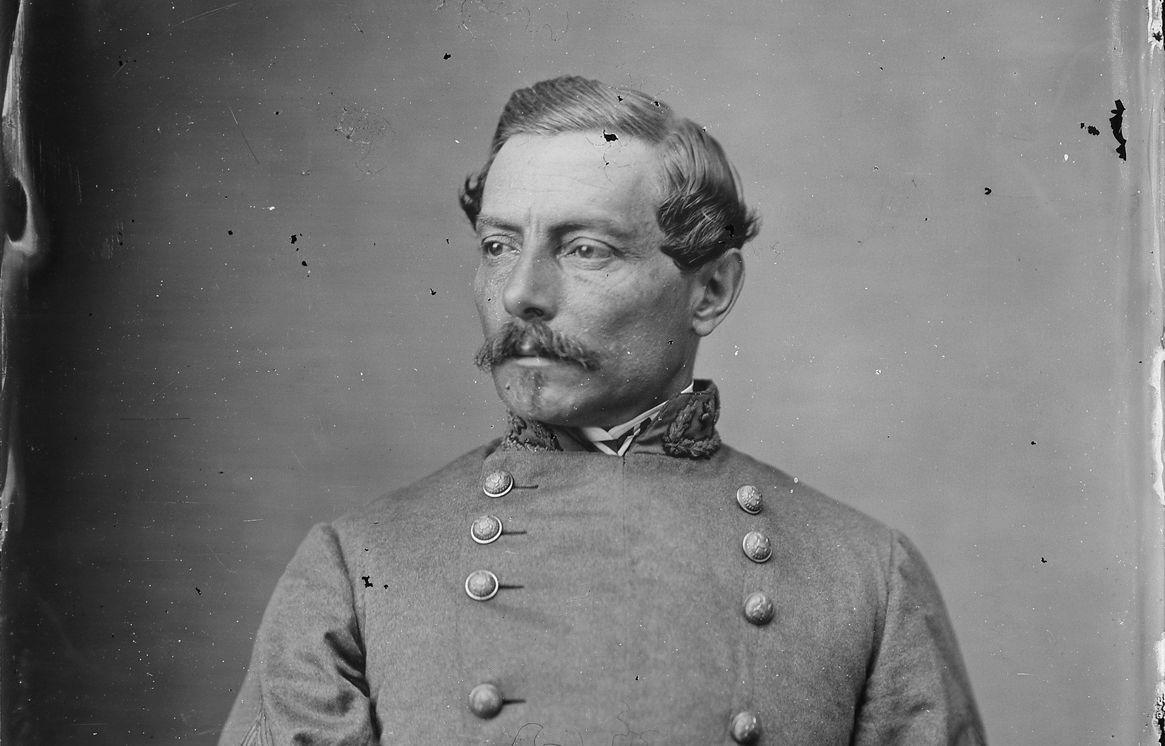23 General P. G. T. Beauregard