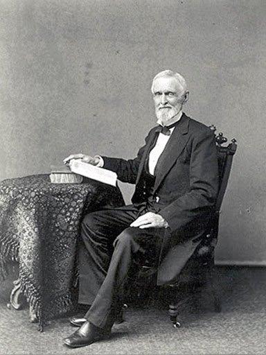 39a Jefferson Davis after the war