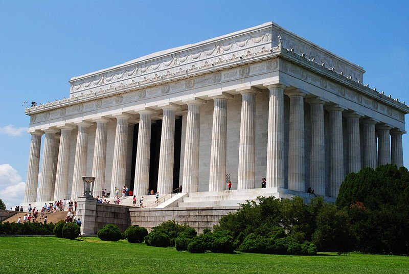 51 Abraham Lincoln Statue and Monuments 3
