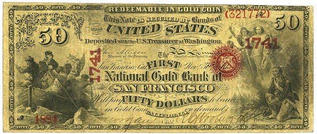 Civil War Money Banking System of the Civil War