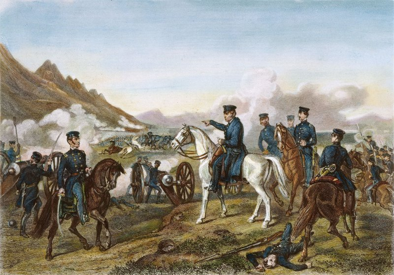 12 Robert E Lee in the Mexican American War