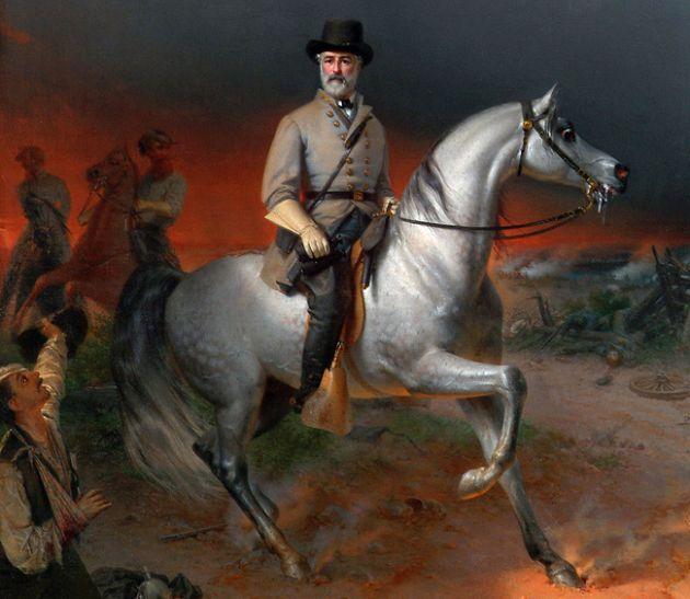 13 Robert E Lee during the Mexian American War