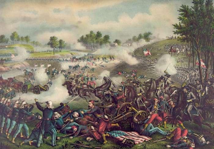 14 Stonewall Jackson in first battle of bull run