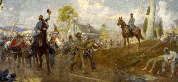 16 Stonewall Jackson Shenandoah Valley in 1862