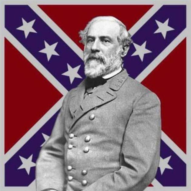 17 Robert E Lee Confederate Flag