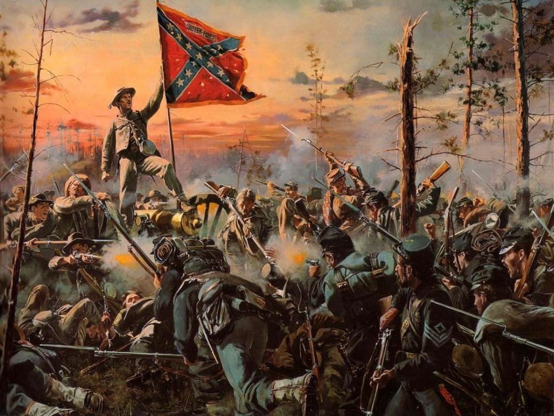 20 Seven Days Battles George B. McClellan\'s Army of the Potomac
