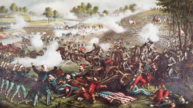21 Jackson destroyed Yasnkee troops