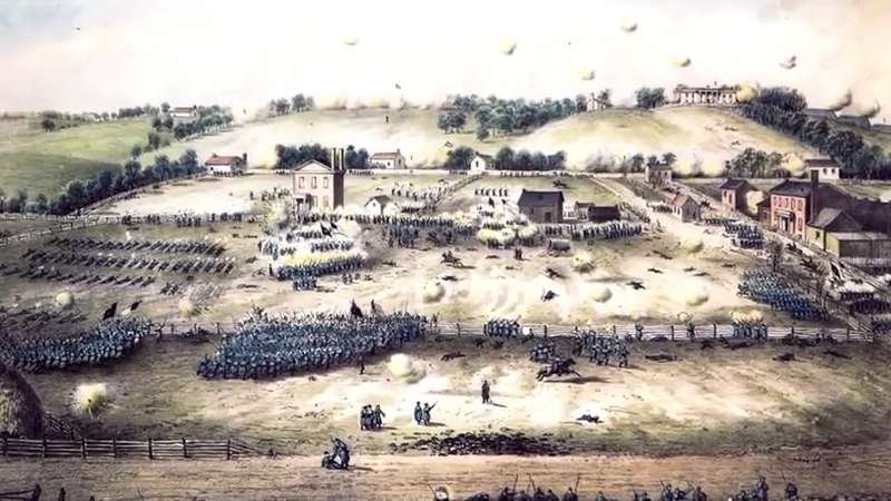 22a Lee Won Battle of Fredericksburg