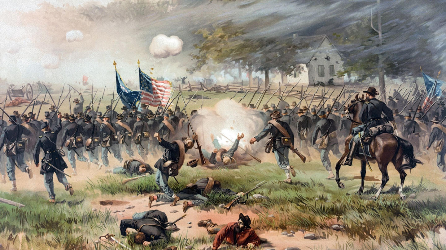 23 Jackson\'s troops played a prominent role in September\'s