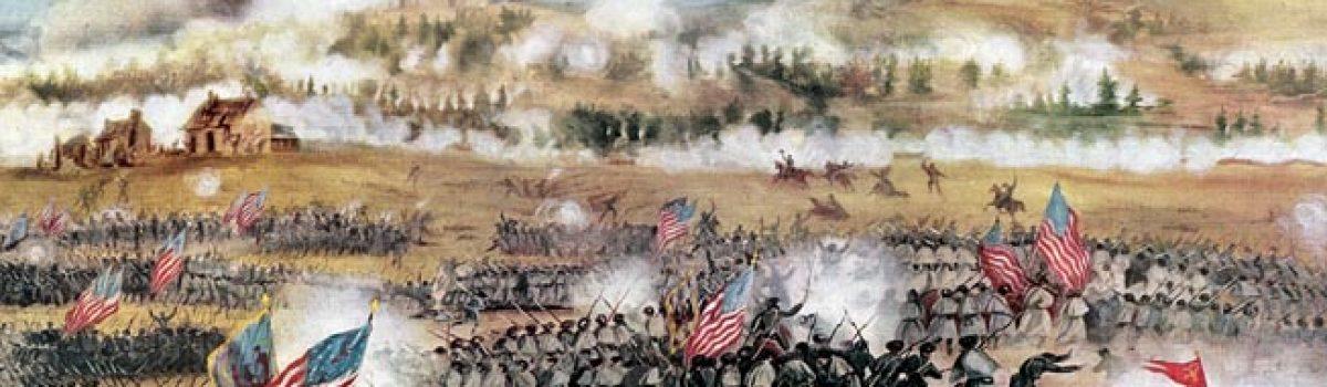24 battle of Fredericksburg Stonewal Jackson