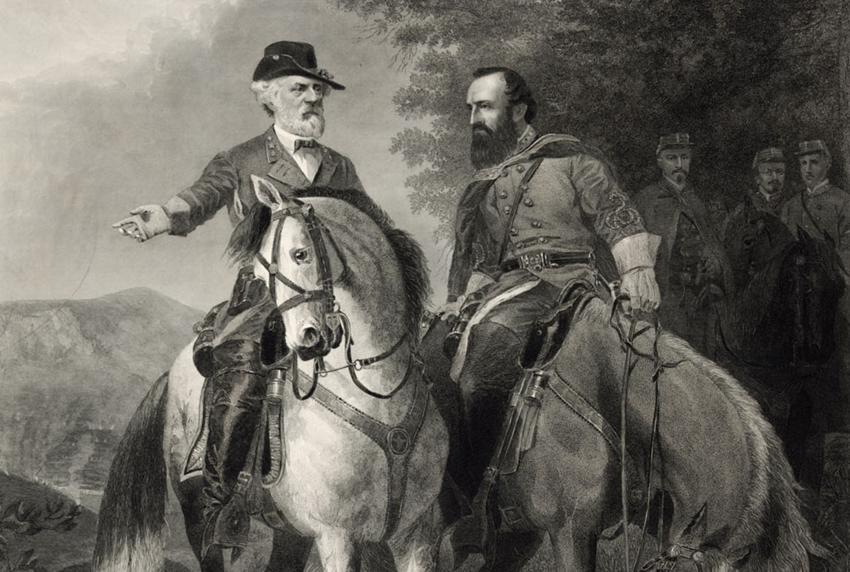 25 General Stonewall Jackson 15