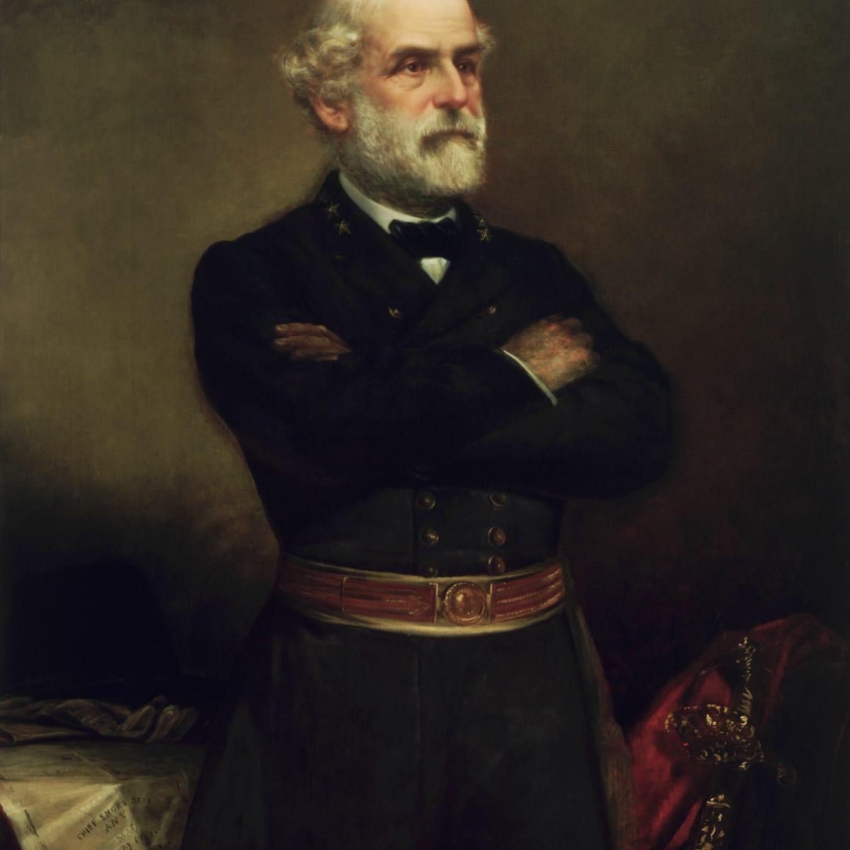 26 Robert E Lee Portrait