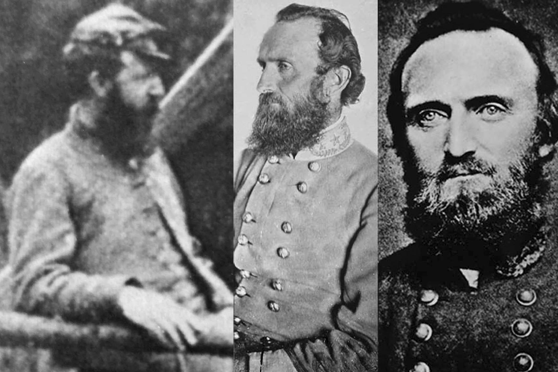 29 General Stonewall Jackson 1