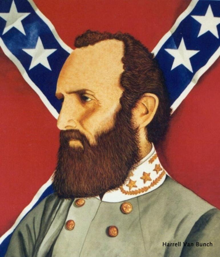 31 Military Genius TOP American General Stonewall Jackson