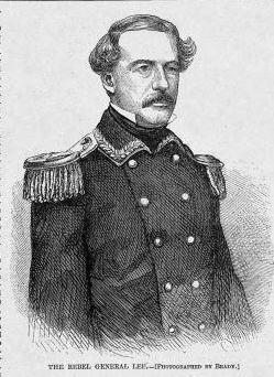 32 Robert E Lee as a Young Officer