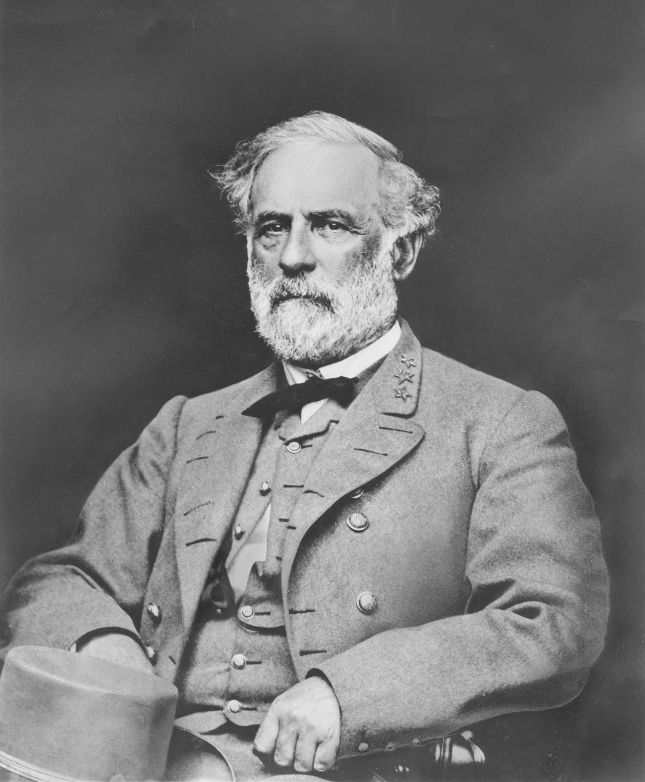 34 Robert E Lee in 1865