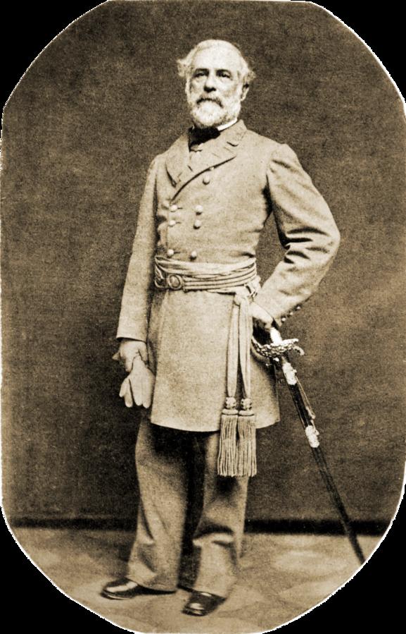36 General Robert E Lee 1863 Commander of CSA Army