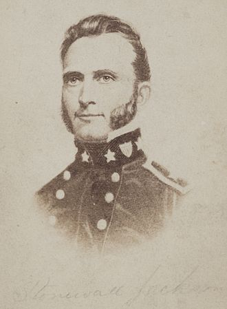 39 Stonewall Jackson Mexican–American War