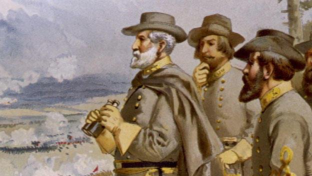 40 Robert E Lee Planning for Battle