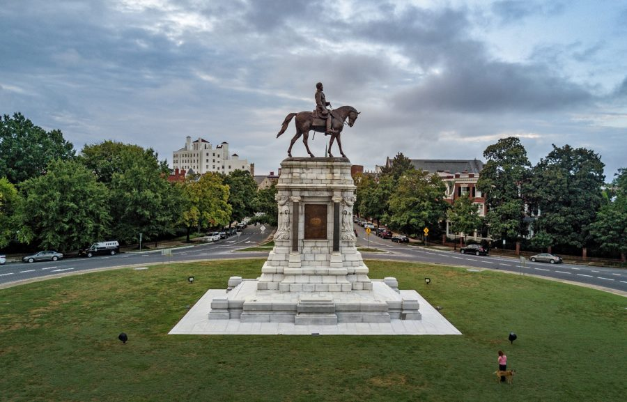 60 Robert E. Lee Statue Richmond VA