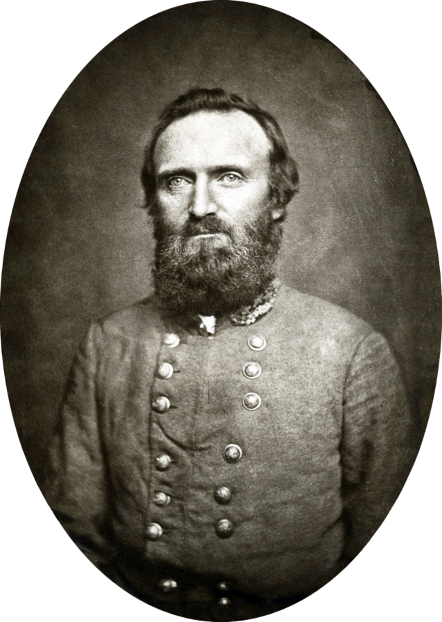 7 Stonewall Jackson best picture available