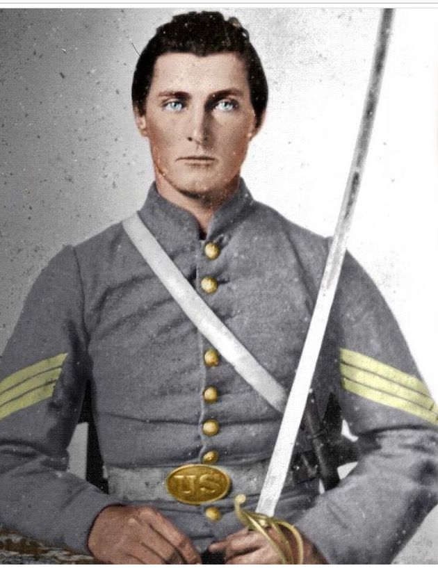 9 Stonewall Jackson Cadet at US Military Academy West Point